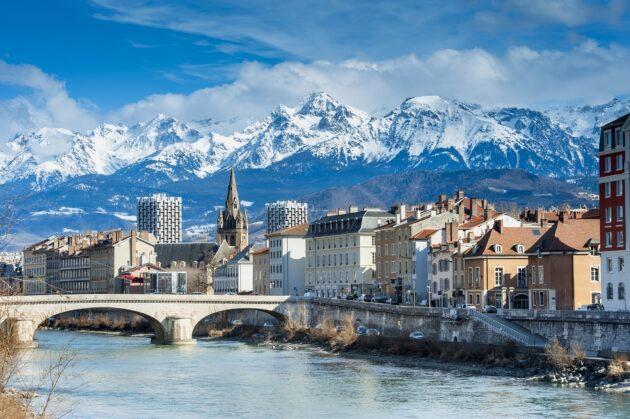 Les 10 choses incontournables à faire à Grenoble