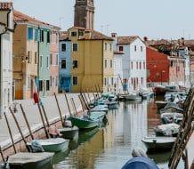Visiter la lagune de Venise, excursion à Murano, Burano e Torcello