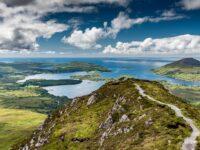 visiter le connemara paysage panorama
