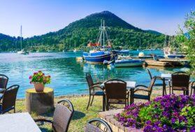 Visiter Lefkada (leucade) en Grèce