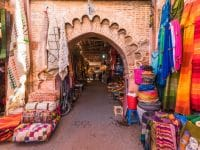 visiter medina marrakech