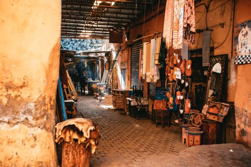 visites guidees de la medina de marrakech
