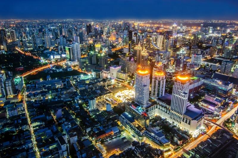 vue bangkok de nuit hotel bayioke