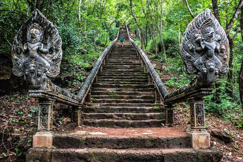 Wat Banan, Battambang