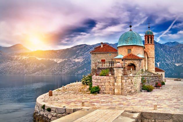 Les 8 plus beaux endroits à visiter au Monténégro
