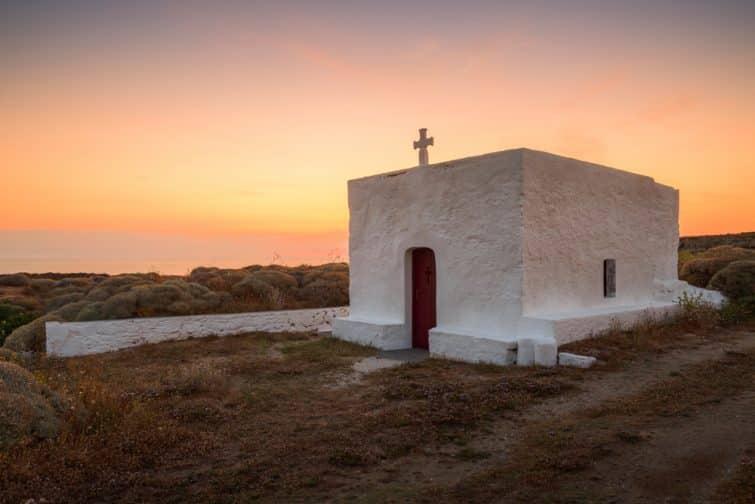 Eglise Skyros, grèce