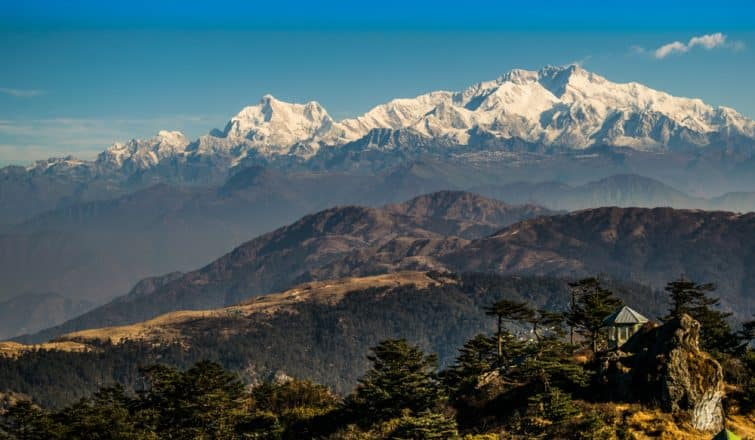 Kanchenjunga Népal