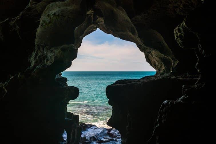La Grotte d'Hercule, Tanger