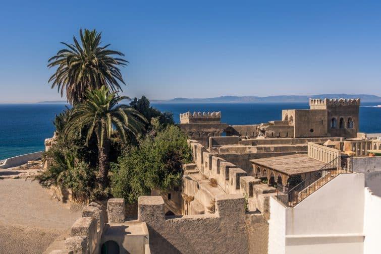 La médina de Tanger