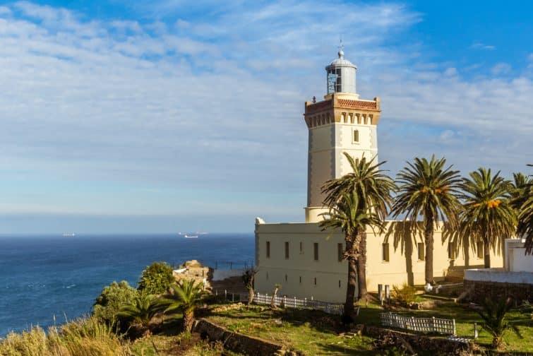 Le Cap Spartel, Tanger