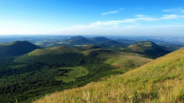 Visiter le Parc des volcans d'Auvergne : réservations & tarifs