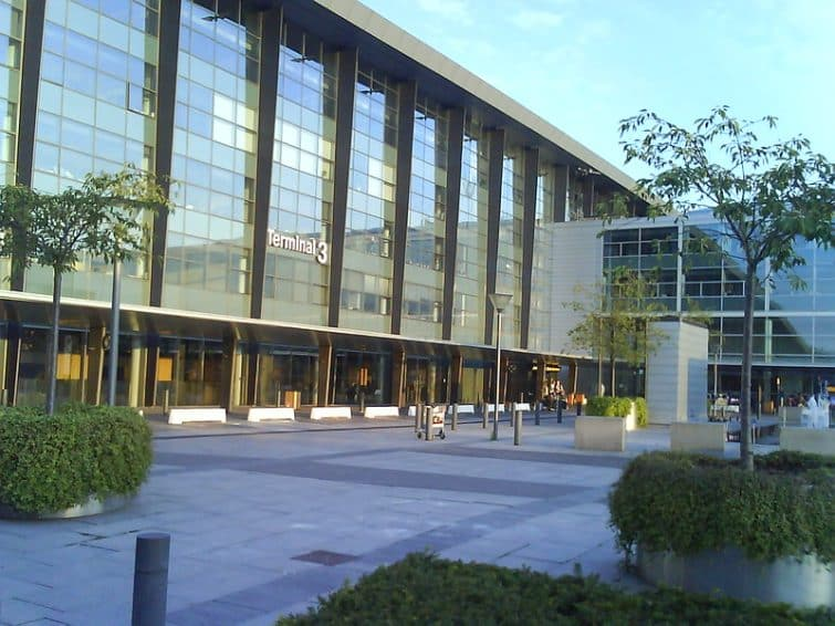 Terminal 3 copenhague