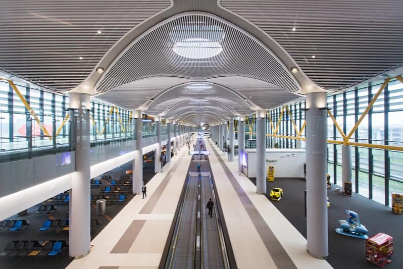 Arrivals, aéroport d'Istanbul