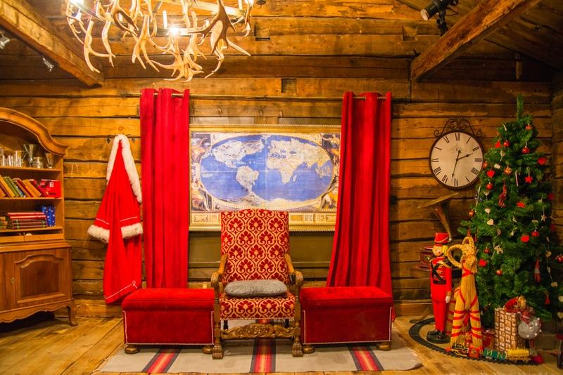 Bureau du Père Noël, Rovaniemi