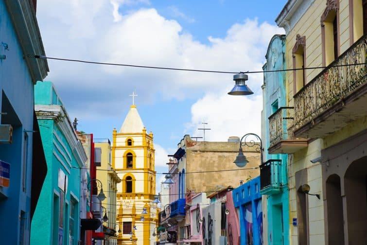 Centre historique de Camagüey, Cuba