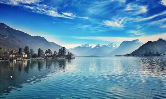 8 lacs où se baigner en France