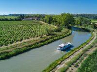 Le Canal du Midi en Camping-Car
