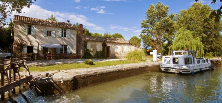 Maison Canal du Midi