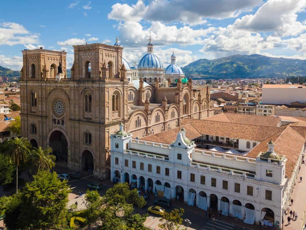 cathédrale de l'Immaculée Conception, Cuenca
