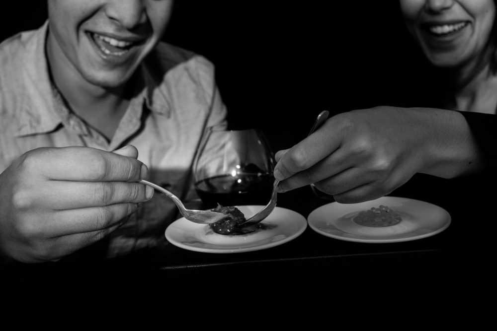 Dans le noir ? Restaurant à Paris