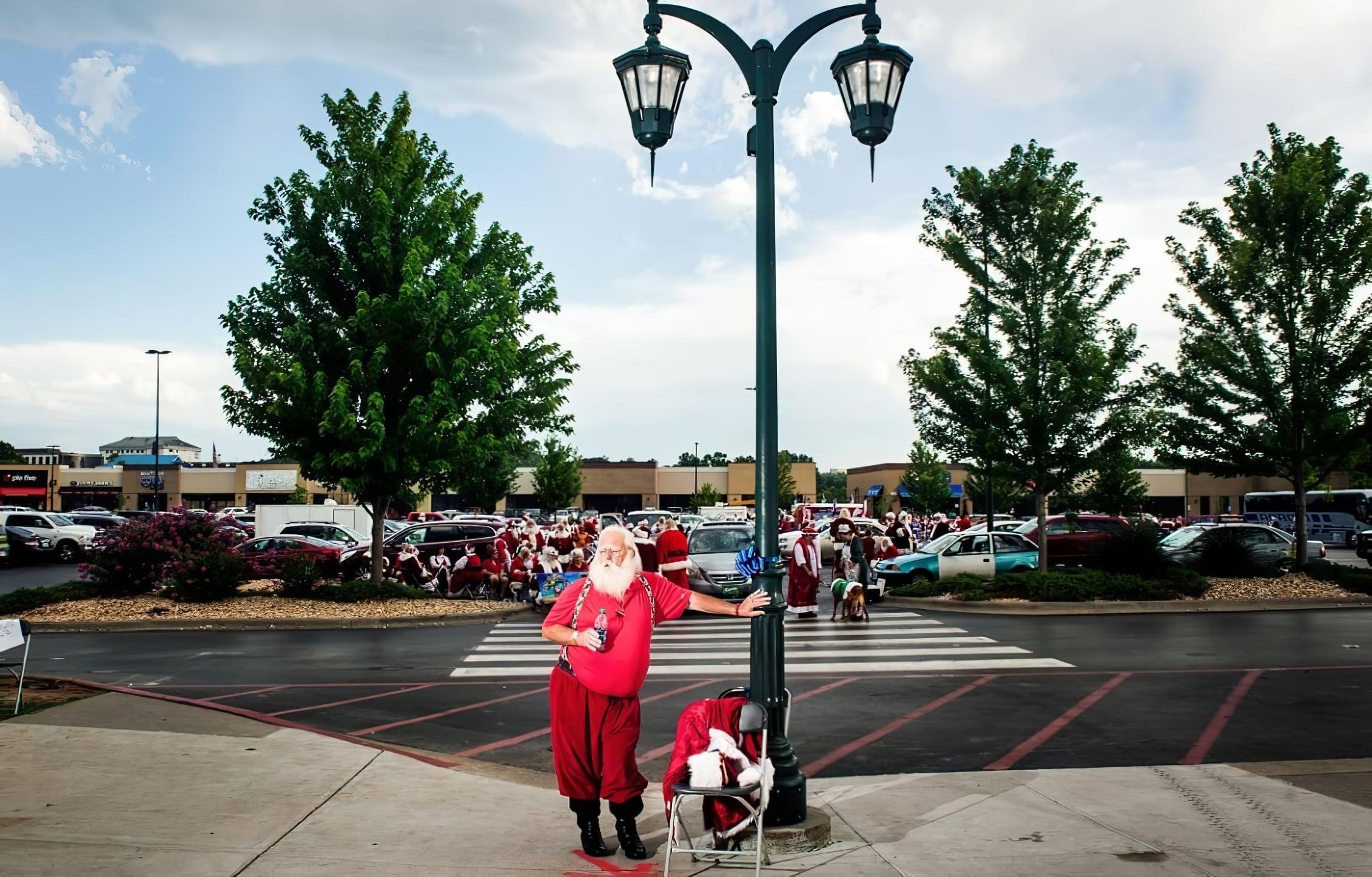 Discover Santa : Missouri