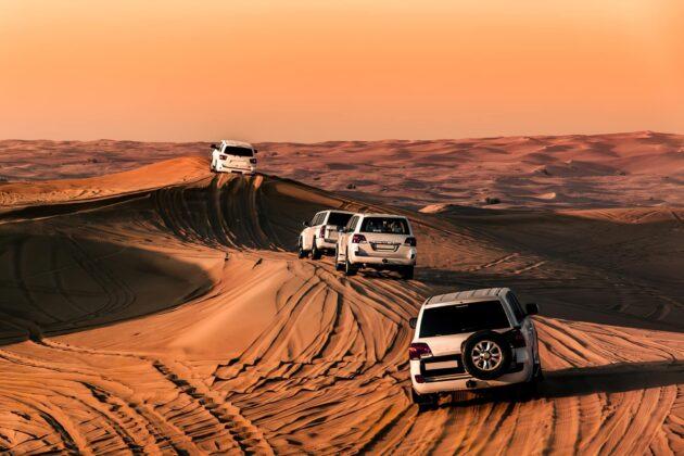 Location de voiture à Dubaï : conseils, tarifs, itinéraires