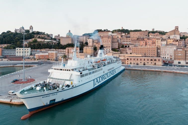 Ferry Italie