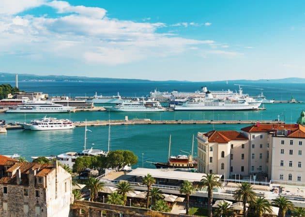 Comment aller à Split depuis Ancône en ferry ?