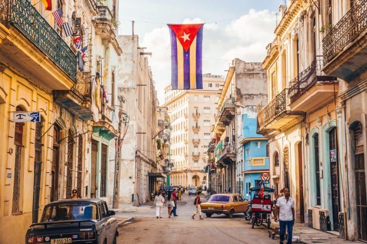 Centre de la Havane, Cuba