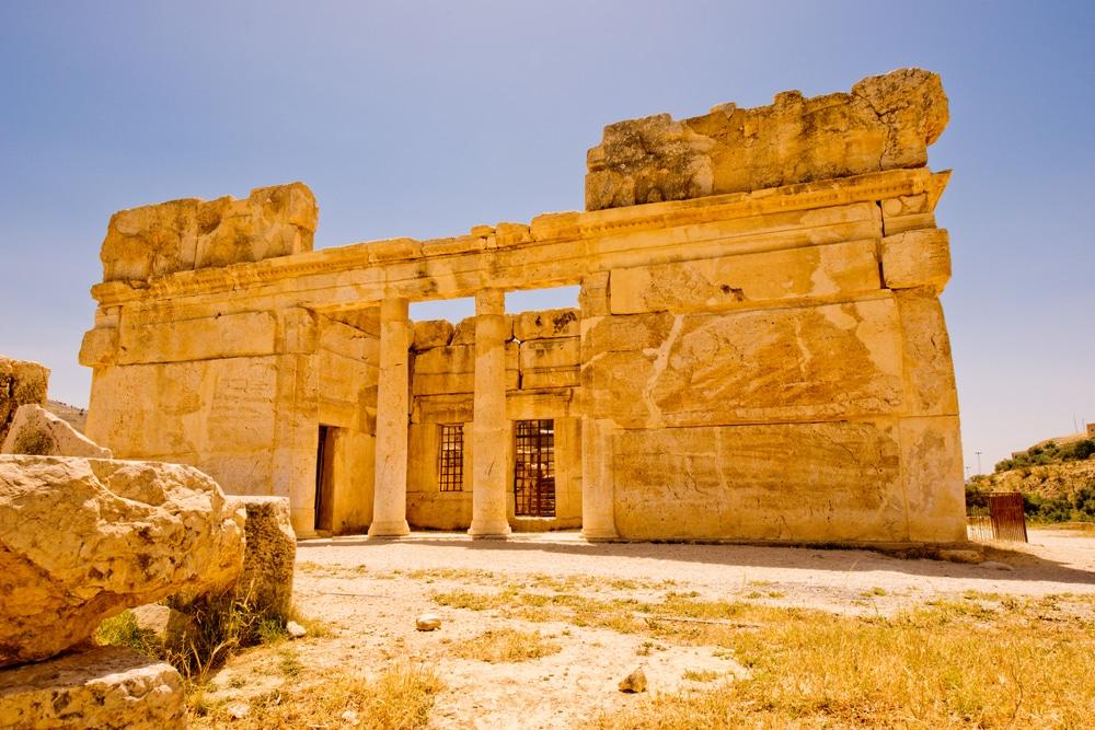 Château Iraq al Amir