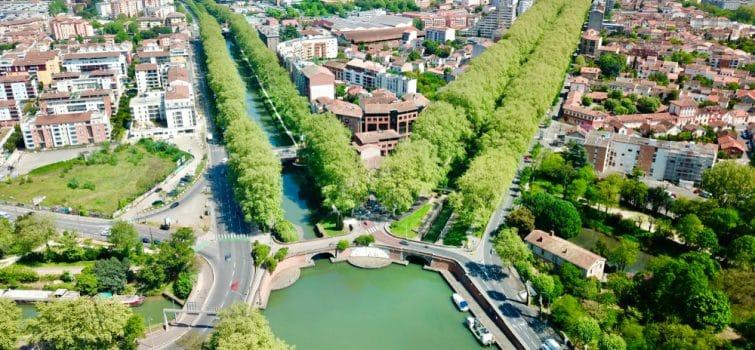 Idées d'itinéraire : canal du Midi