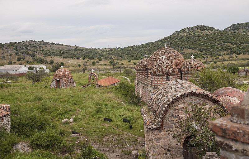 Monastère de Limonos, Lesbos