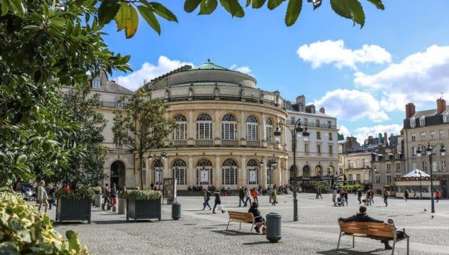 Dans quel quartier loger à Rennes ?