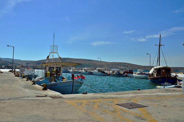 Port de Moudros, Lemnos