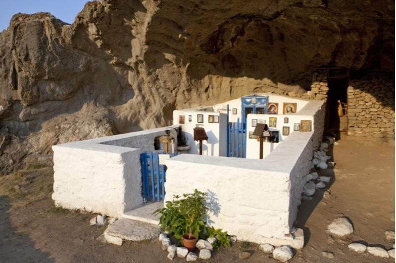 Chapelle Panagia Kakaviotisa, Lemnos