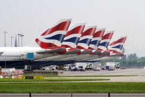 Parking pas cher à l'aéroport de Londres Heathrow