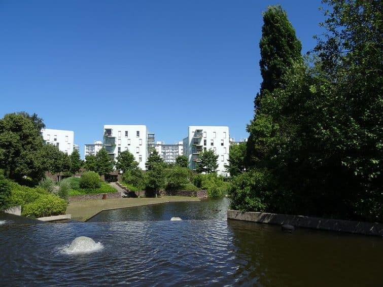 Jardin d'Almaty, Rennes