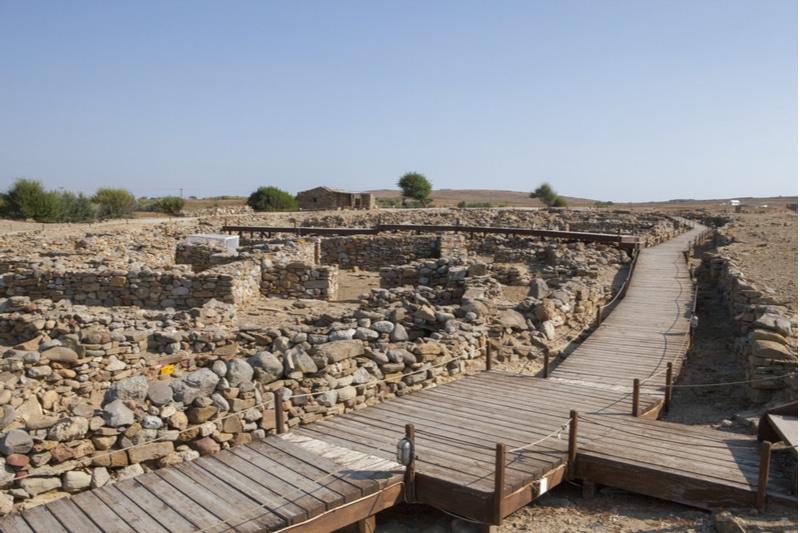 Site archéologique de Poliochni, Lemnos