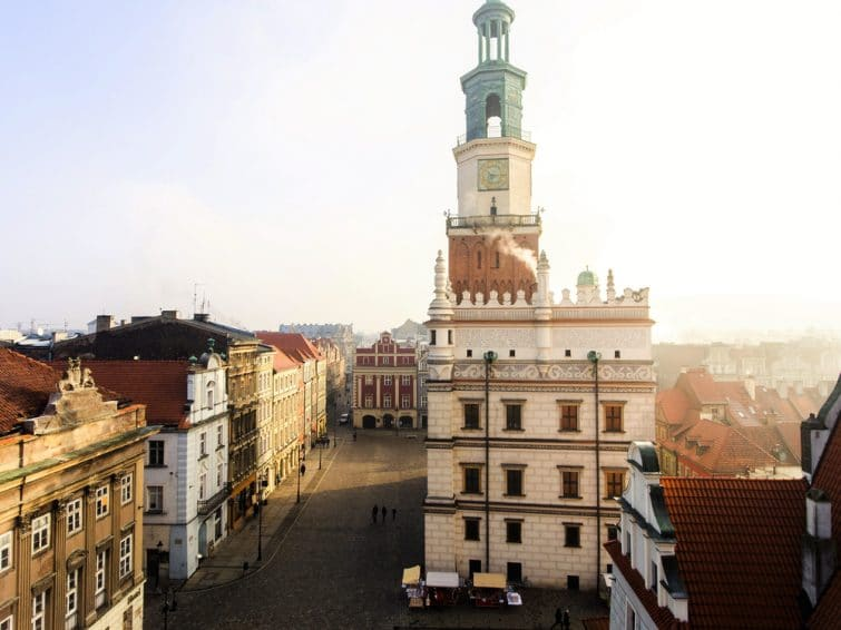 Hôtel de ville de Poznan