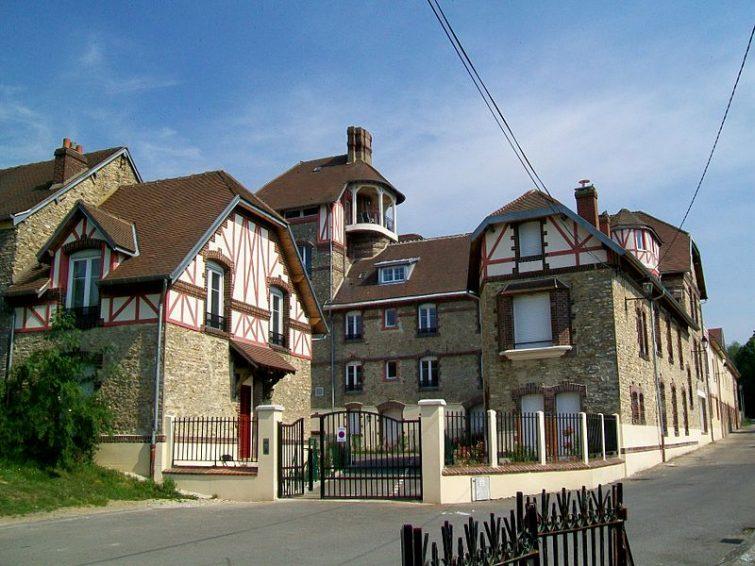Ancienne école apostolique, Saint-Witz