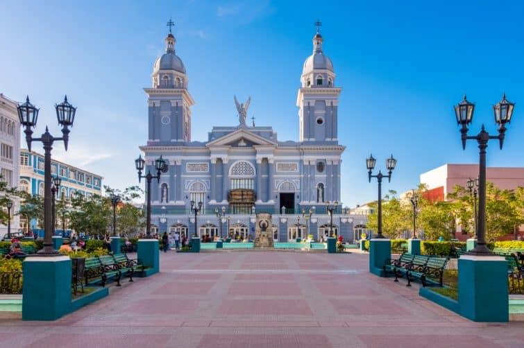 Cathédrale Basilique de Notre-Dame de l'Assomption, Santiago de Cuba