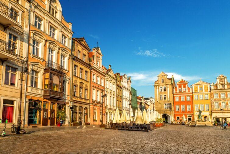 Centre historique de Poznan