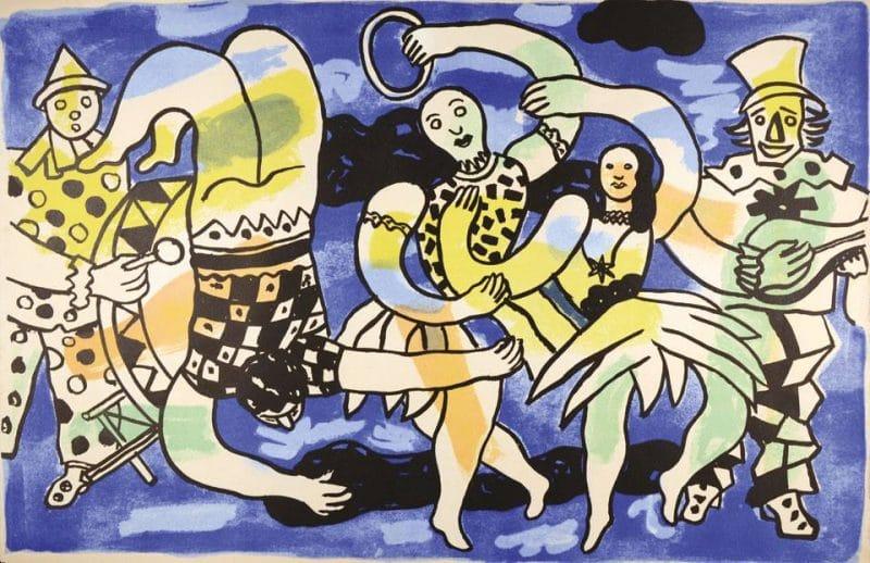 Oeuvre de Picasso, Mytilène