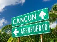 Transfert de l'aéroport de Cancun au centre
