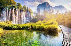 Visiter les lacs de Plitvice en Croatie
