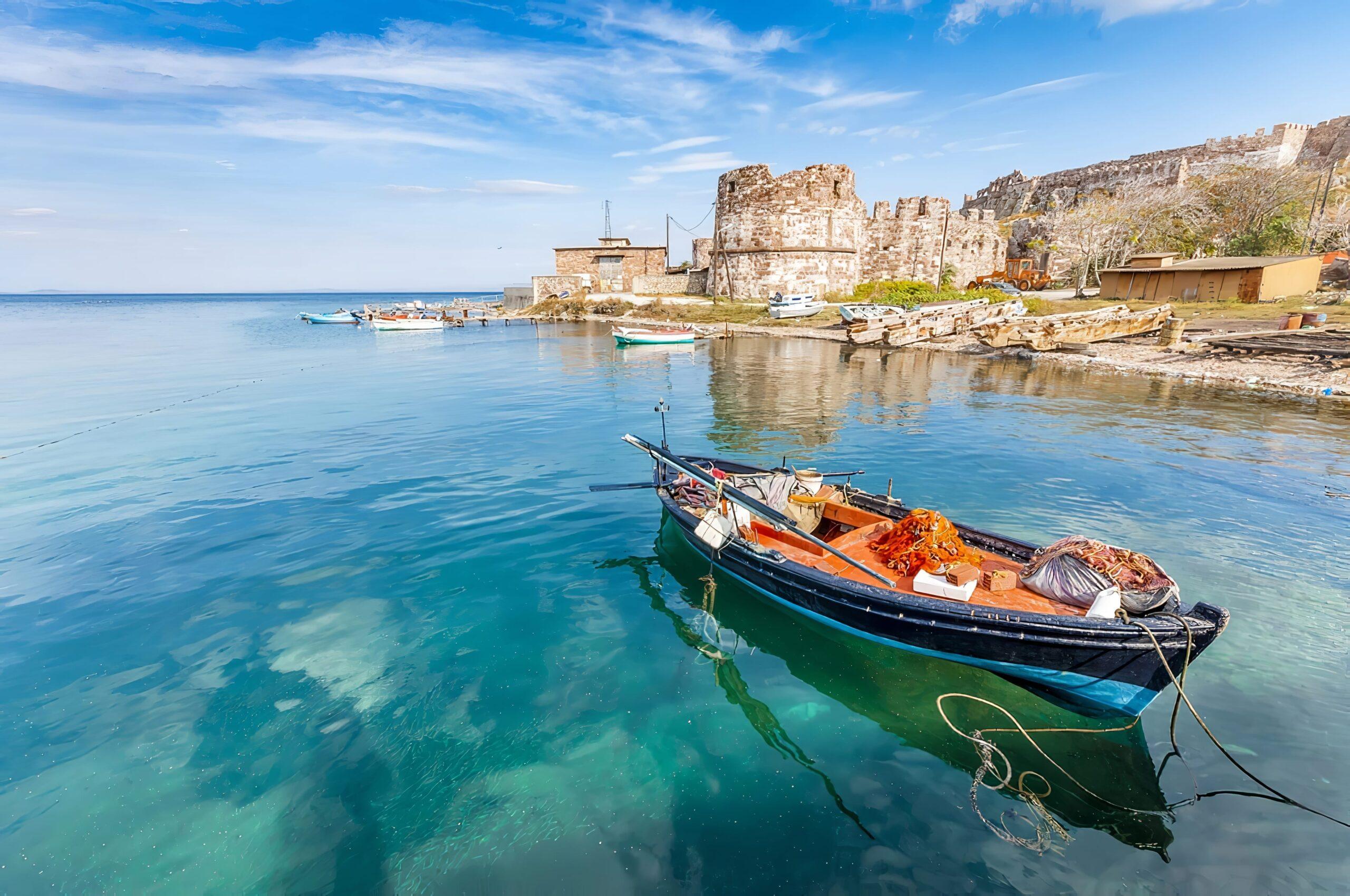 Visiter Lesbos en Grèce