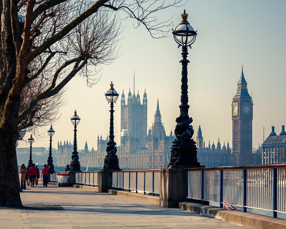 Big Ben et Parlement, Londres