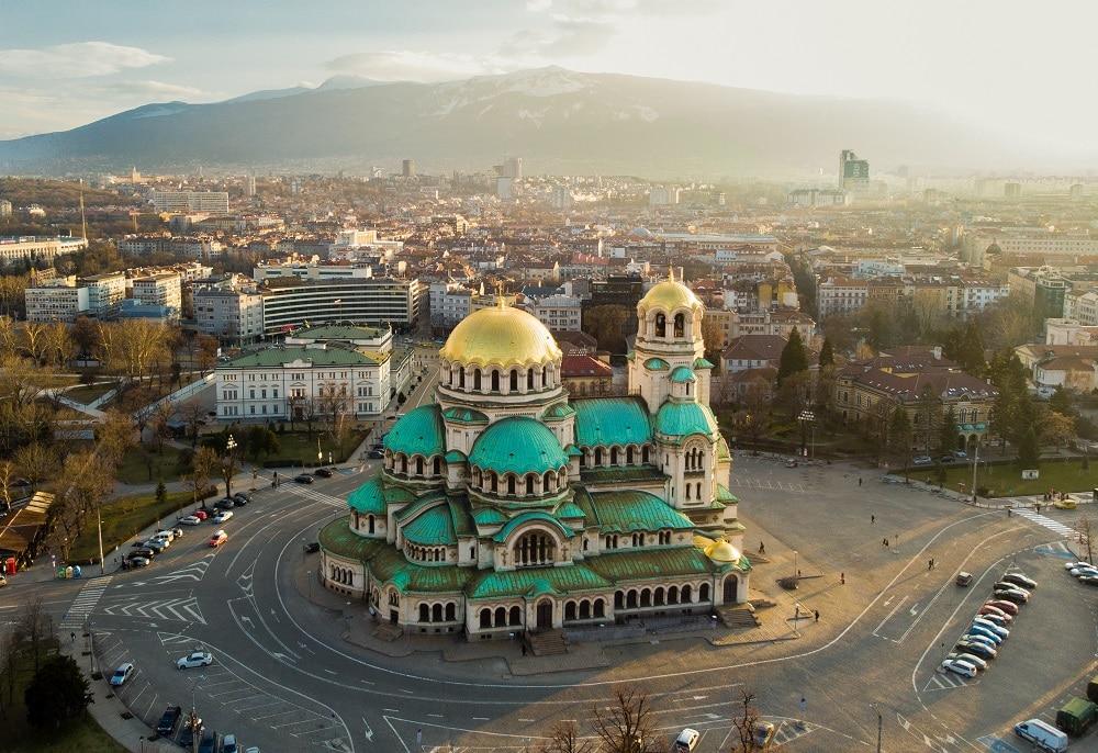 Ctahédrale Alexandre Nevsky, Sofia