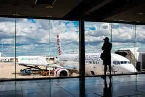 Aéroport melbourne