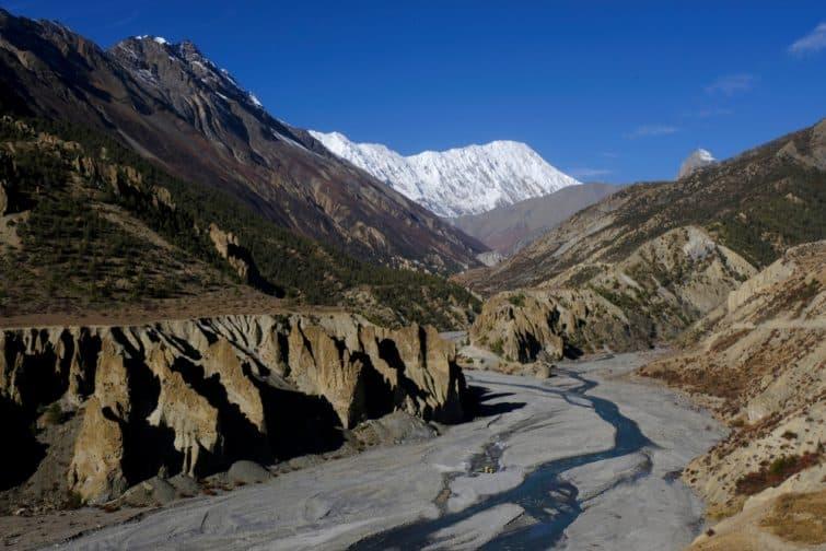 Annapurna Circuit - Himalaya - 2019 Manang to Tilicho Base camp.